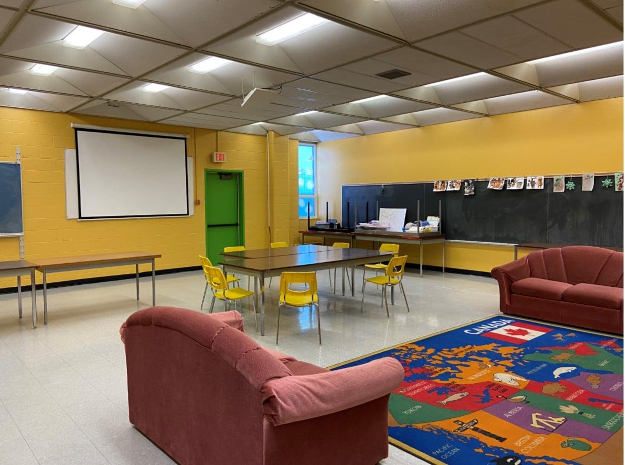 Kids Zone 4 & Tim Hortons Room