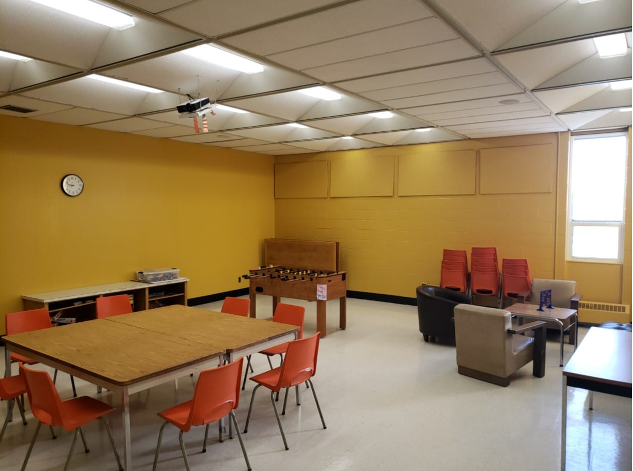 Youth Zone 4 & Resolute Room