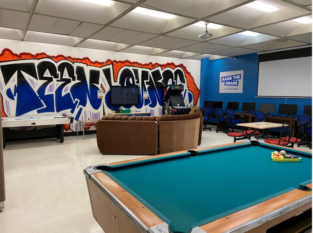 Youth Zone 3 & Teen Lounge
