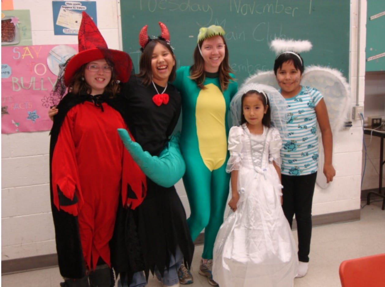 Halloween at Vale