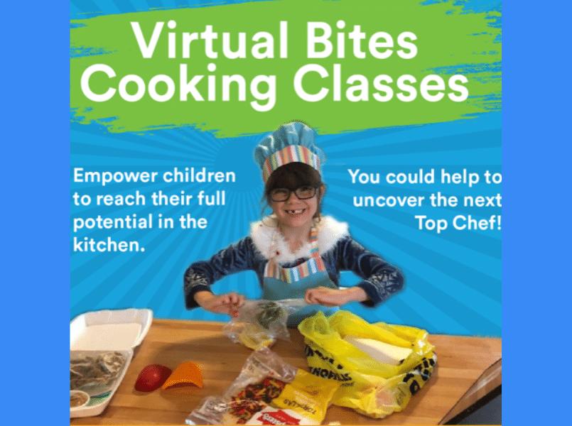Become a Sponsor of our Virtual Bites Program